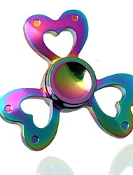 Spinners de mão Mão Spinner Brinquedos Tri-Spinner Metal EDC O stress e ansiedade alívio Brinquedos de escritório Por matar o tempo