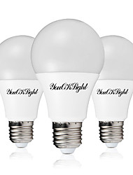 12W Lâmpada Redonda LED 26 SMD 5730 1000 lm Branco Quente Branco Frio V 3 pçs