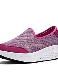 Women's Athletic Shoes Crib Shoes Fabric Customized Materials Spring Fall Daily Sports Outdoor clothing Fitness & Cross TrainingSplit