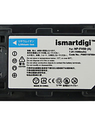 Ismartdigi FH50 7.2V 1050mAh Camera Battery for Sony HX1 A230 A330 A290 A390