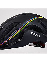 Vélo Casque N/C Aération Cyclisme M: 55-58CM L: 58-61CM S: 52-55CM