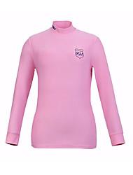 Men's Long Sleeve Golf T-shirt Keep Warm Others Golf