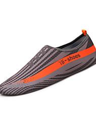 Herren Sportschuhe Upstream Schuhe Wasser-Schuhe Leuchtende Sohlen paar Schuhe Stoff Frühling Sommer Normal Flacher AbsatzGrau