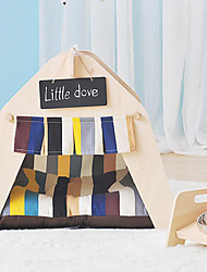Cat Dog Bed Pet Mats & Pads Stripe Tent Stripe