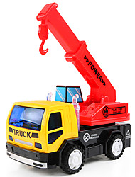 Toys Plastics Crash Crane Model