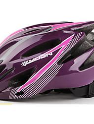 Unisex Fahhrad Helm N/A Öffnungen Radsport M: 55-58cm L: 58-61cm S: 52-55CM