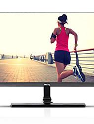 BENQ computer monitor 23.6 inch PLS narrow bezel flicker-free blue-filtered eyesight protective 1920*1080 VGA HDMI