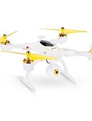 Dron JJRC H39WH White 4Kanály 6 Osy S 720P HD kamerouFPV LED Osvětlení Headless Režim 360 Stupňů Otočka Přístup Real-Time Stopáže Vznášet