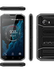 E&L 5.5 inches Outdoor Triple-Proofings Smart Phone with IP68(waterproof dustproof shockproof cratchproof) 16GB ROM Rear-Camera 8 Million Pixel