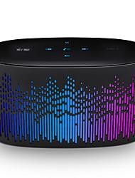 Soaiy S-52  Speaker   Bluetooth  HIFI   Dual Channel LED NFC 2000Amh