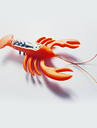 Solar Powered Toys DIY KIT Lobster Teen ABS