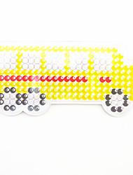Kit de Bricolage Jouet Educatif Puzzle Art & Dessin Nouveauté Automatique Bus 6 ans et plus