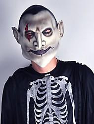 Diable d'horreur latex masque effrayant comte de l'enfer visage vampire sanglante halloween mascarade mascara terroriste cosplay parti