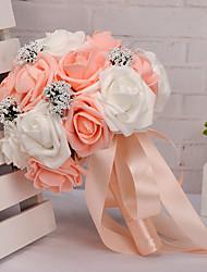 Свадебные цветы Букеты Свадебное белье 22 см