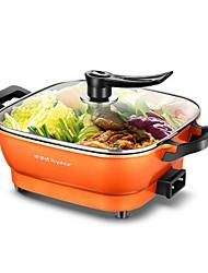 Cozinha Aço Inoxidável 220V Potenciômetro multiuso Chafing Pratos