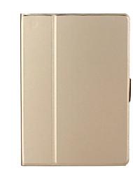Pour housse ultra-mince en cuir pleine peau puissant en cuir dur pour ipad (2017) pro 9.7 air 2 air