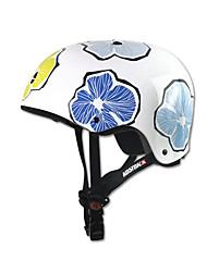 Schützende Helme für Scooter, Skateboard & Roller Erwachsene Helm ASTM Bestätigung Andere für Skateboarding Weiß