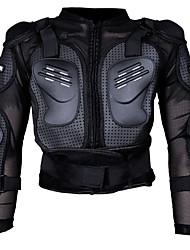 Motocicleta de corrida protetor de armadura motocross off-road peito armadura protetora jaqueta colete vestuário engrenagem protetora