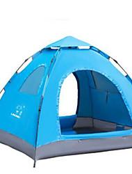 2 Pessoas Bolsa de Viagem Tenda Dobrada Barraca de acampamento Cetim Esticado Manter Quente