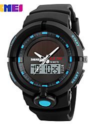 SKMEI Clock Relojes Double Time Digital  Quartz Wristwatches Waterproof Relogio Masculino Sports Watches