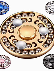 Hand Spinner Toys Round Aluminum Alloy EDC Stress and Anxiety Relief High Speed