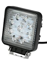 Kkmoon 27w led car work light bar 5.5 inch 2025lm spot beam для джипа 4x4 offroad atv truck suv 12v 24v