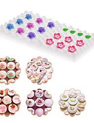 2 предмета Инструменты для выпечки Сфера В форме сердца ЦветыХлеб Торты Печенье Для приготовления пищи Посуда Для шоколада Для Cookie