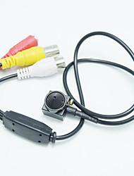 960p mini macchina fotografica hd 1.3 mp foro della macchina fotografica del foro 15x15mm dc5-12v