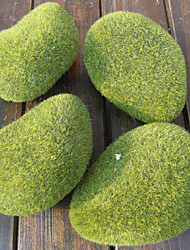 A artificial moss stone