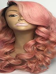 Parrucche brasiliane per capelli umani morbidi ondulati leggermente parrucche vergini per capelli umani