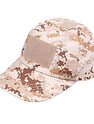 Wholesale military club baseball cap camouflage hat outdoor tactical cap cap male pure cotton sun hat can stick velcro paste