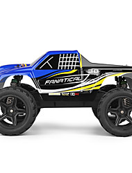 WL Toys A313 Truggy 1:12 Brush Electric RC Car 35 2.4G Ready-To-GoRemote Control Car Remote Controller/Transmitter USB Cable Screwdriver