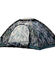 TUOBING® 2 personnes Autres Petits Cadeaux Unique Tente de camping Tente pliable Etanche Chaud pour Toile CM