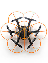 Drone WL Toys Q383-B 4CH 6 Axis With Camera LED Lighting Failsafe 360°Rolling Hover With CameraRC Quadcopter Remote