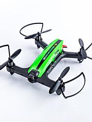 Drone T18D Canal 4 6 Eixos Com Câmera HD de 720PFPV Iluminação De LED Retorno Com 1 Botão Modo Espelho Inteligente Vôo Invertido 360°