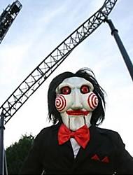 Masque de scie à thème un masque de fête de Halloween