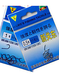 Non Hang-Nail Needle Sea Fishing Freshwater Fishing Trolling & Boat Fishing General Fishing