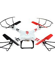 Dron WL Toys V686 4 Canales 6 Ejes FPV Iluminación LED Retorno Con Un Botón Auto-Despegue A Prueba De Fallos Modo De Control Directo
