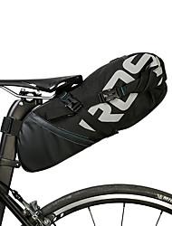 Fahrradtasche 8LFahrrad-Sattel-Beutel Multifunktions Tasche für das Rad Polyester Fahrradtasche
