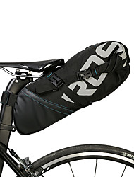 Bolsa de Bicicleta 8LBolsa para Bagageiro de Bicicleta Multifuncional Bolsa de Bicicleta Poliéster Bolsa de Ciclismo