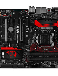 Msi z170i gaming pro ac motherboard intel z170 / lga 1151