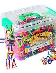 Jigsaw Puzzles 3D Puzzles Building Blocks DIY Toys Rectangular Acetate/Plastic