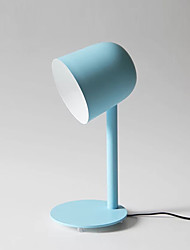 Five Colors Table Lamp Modern/Comtemporary Modern Style Table Lamp  Feature for For Children Eye Protection Decorative Luminous  with Painting Use