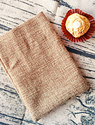 6pcs Burlap Favor Bag Without Drawstring 14 x 10cm Beter Gifts® DIY Wedding Favors