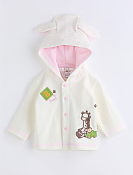 Baby Solid Color Suit & Blazer,Cotton Spring/Fall-