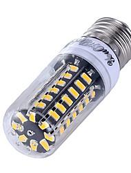 5W Ampoules Maïs LED 56 SMD 5733 500 lm Blanc Chaud Blanc Froid AC 100-240 V 6 pièces