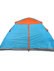 2 persons Tent Fold Tent Camping Tent Canvas Wateproof Warm Rain-Proof Anti-Insect