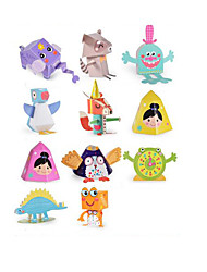 DIY KIT Paper Model Paper 3-6 years old