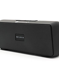 NR-2010 Outdoor Portable Wireless Bluetooth Speaker Dual Stereo Speakers
