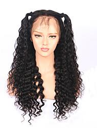 Le parrucche brasiliane del merletto dei capelli umani 100% del merletto brasiliano del merletto brasiliano del merletto del merletto del
